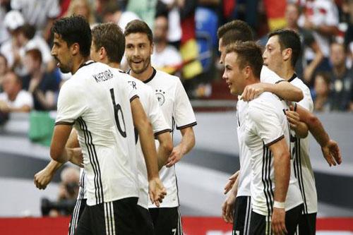 فوز ألمانيا على سلوفاكيا