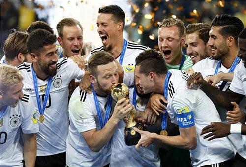 ألمانيا تحصد مكاسب فنية ومادية بعد لقب كأس القارات
