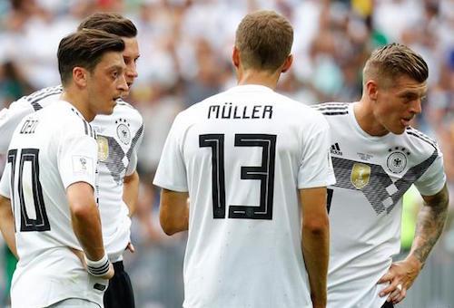 ألمانيا تخوض مواجهة لا تقبل القسمة على اثنين أمام كوريا