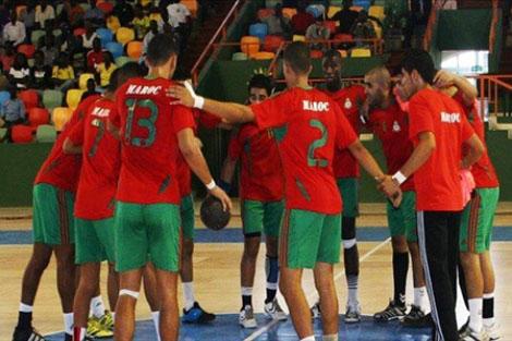 هزيمة منتخب اليد أمام الجزائر