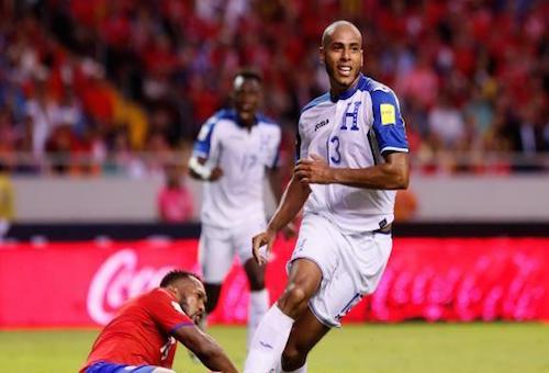 هرنانديز ينضم لقائمة هندوراس استعدادًا لمواجهة أستراليا