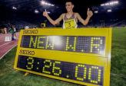 بعد 18 سنة من الصمود.. رقم هشام الكروج القياسي على المحك مساء اليوم بموناكو