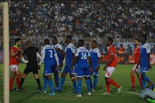 جيد وكواليس مباراة السودان