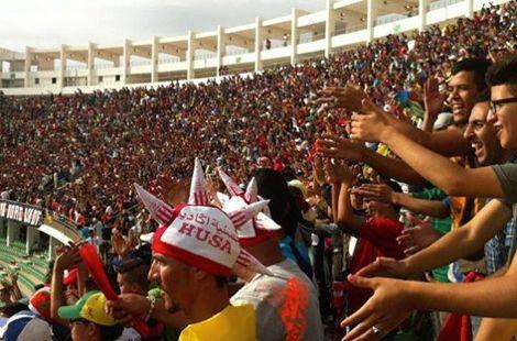 إدارة حسنية أكادير تطرح تذاكر مباراة الفتح
