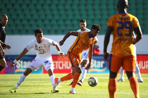 في البطولة الوطنية.. حسنية أكادير لا يفوز في طنجة منذ 18 عاما