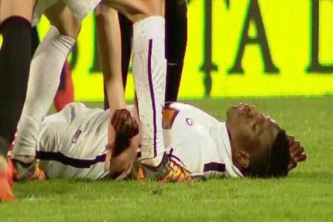 الكرة الإسبانية تنعي وفاة اللاعب الكاميروني إيكينغ