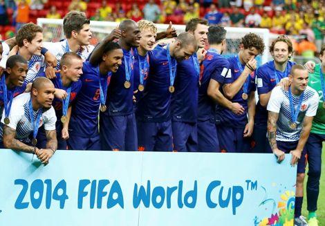 هولندا تهدد بعدم المشاركة في مونديال روسيا