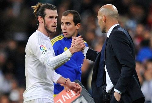 تفاصيل جديدة تشير إلى رحيل زيدان عن ريال مدريد بسبب غاريث بيل