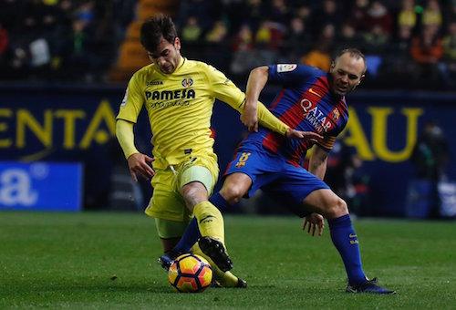 شكوك حول مشاركة خاومي وفويغو أمام أتلتيكو مدريد