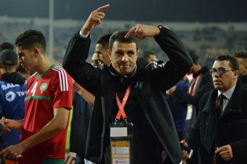 السلامي مدرباً للمنتخب المغربي لأقل من 20 سنة في الألعاب الإفريقية