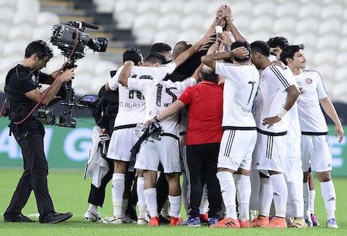 الجزيرة الإماراتي يعبر أوكلاند سيتي بهدف ويتأهل للدور الثاني بكأس العالم للأندية