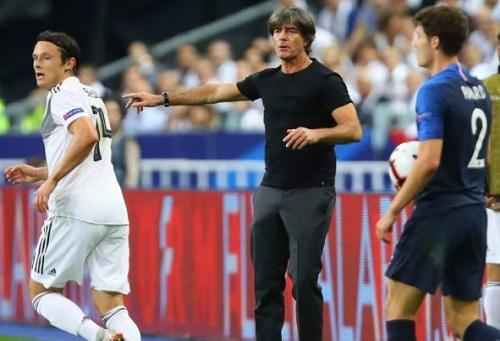 لوف مستاء من مستوى تحكيم مباراة فرنسا