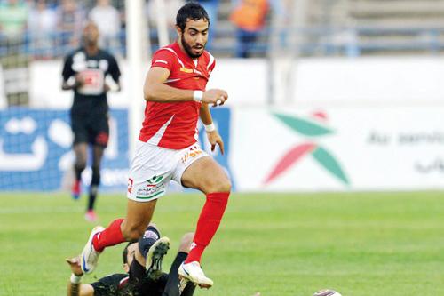 11 يوما بعد ضمه.. حرس الحدود المصري يفسخ عقد المغربي كشاني