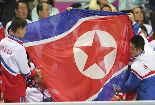 كوريا الشمالية ترغب في المشاركة بالأولمبياد الشتوية