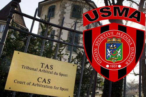 """""""الطاس"""" تنصف اتحاد العاصمة الجزائري ضد اتحاد الكرة في قضية """"الديربي"""""""