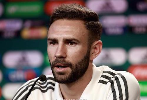 لاعب المكسيك: قادرون على مواجهة أي منافس