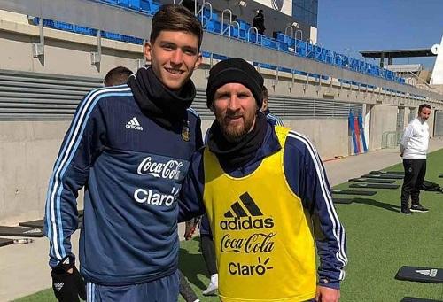 """برشلونة يضغط للتعاقد مع """"تلميذ ميسي"""" ومستقبل بوكا جونيور"""