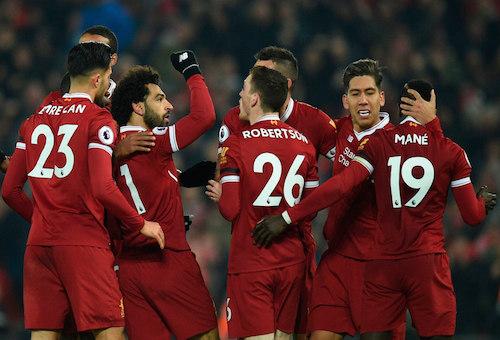صلاح يقود ليفربول للثأر من مانشستر سيتي في مباراة الموسم بالدوري الانجليزي