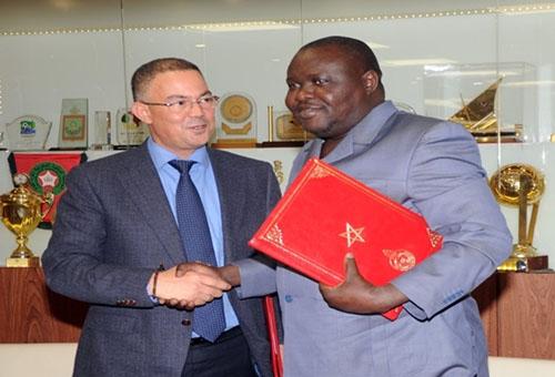 اتفاقية شراكة بين الـFRMF واتحاد إفريقيا الوسطى