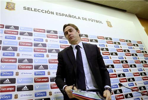 لوبيتيغي: خرجنا بأشياء إيجابية كثيرة من مواجهة كولومبيا