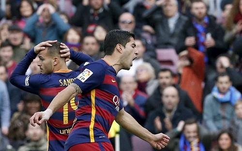 تعادل برشلونة والديبور