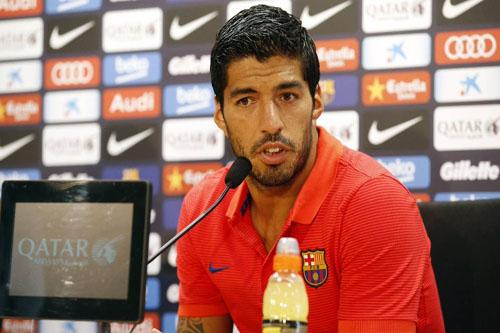 سواريز: فوز برشلونة أهم من تسجيلي للأهداف