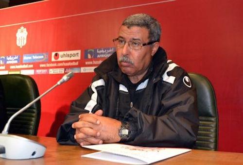 مديح يختار لائحة 24 لاعبا لمواجهة المنتخب الأردني