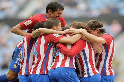 أتلتيكو مدريد يتغلب على ريال بيتيس بشق الأنفس