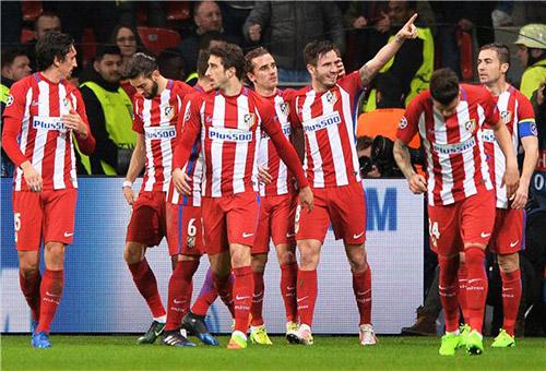 ضربة موجعة لأتلتيكو مدريد قبل نصف نهائي دوري الأبطال