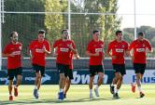 أتلتيكو مدريد يعود للمران بعد التعادل أمام جيرونا