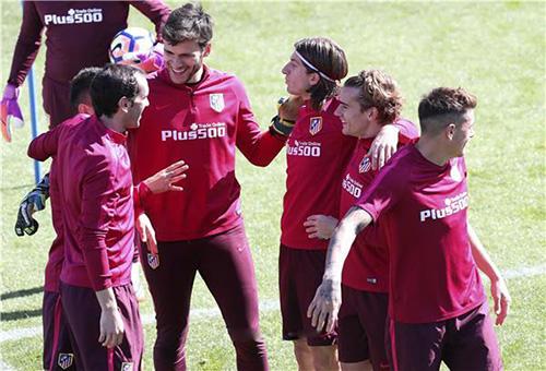 4 غيابات عن قائمة أتلتيكو مدريد لمواجهة فالنسيا