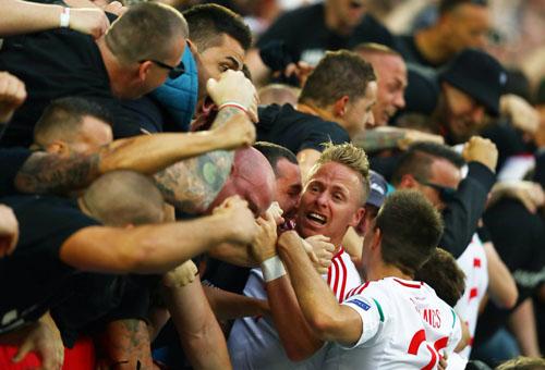 المجر تستهل مشوارها في أمم أوروبا بثنائية في شباك النمسا