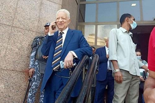 القضاء يعيد مرتضى منصور لرئاسة نادي الزمالك