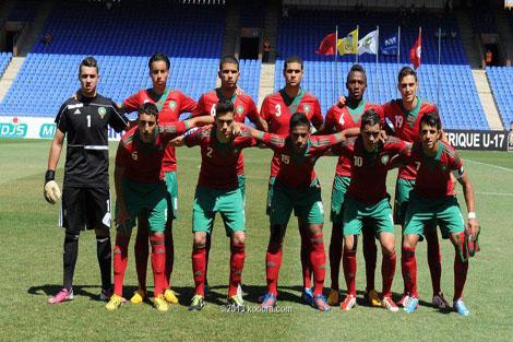 لاعب سعودي ينضم للمنتخب المغربي للناشئين