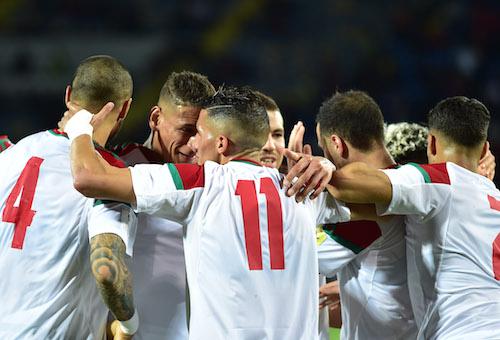 """""""أسود الأطلس"""" يهزمون أوزباكستان بثنائية في ثاني المباريات التحضيرية لمونديال روسيا"""