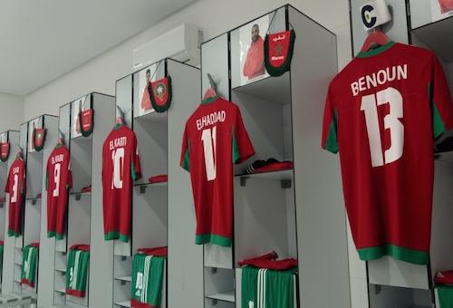 تشكيلة المنتخب المحلي الرسمية لمباراة ليبيا