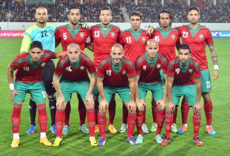 تحكيم سنغالي لمباراة المغرب والأوروغواي