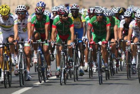 المغرب ينسحب من طواف الجزائر للدراجات بعد مشاركة البوليساريو