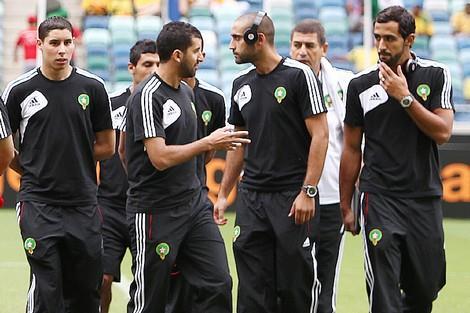"""تراجع  المنتخب المغربي في تصنيف """"فيفا"""" الشهري"""