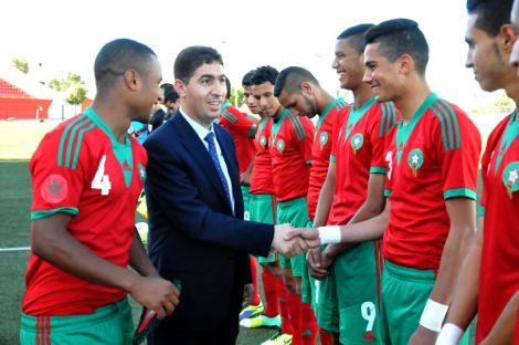 مُنتخب الشبان يُواجه التشيلي وقطر ونيوزيلندا و18 لاعباً في لائحته 