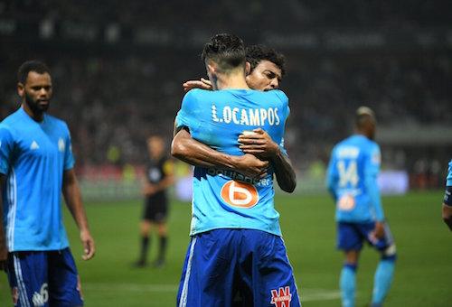 مارسيليا يتأهل ولاتسيو يحقق مفاجأة بالدوري الأوروبي