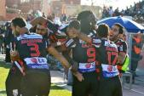 غَزارة تهديفيّة في وَداع البُطولة الوطنية لسَنة 2014