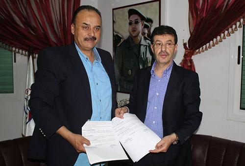 رسميا: الصحابي يشرف على تدريب المغرب التطواني
