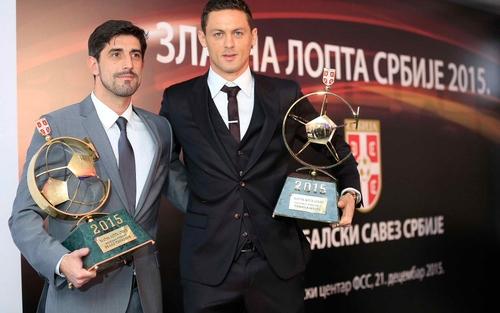 ماتيتش وباونوفيتش الأفضل في صربيا