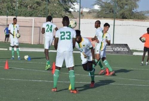 قائد موريتانيا مهدد بالغياب عن مباراة المغرب