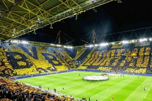 دورتموند يخطط للسماح بحضور 16 ألف مشجع