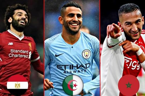 مدرب تونس: صلاح ومحرز وزياش من أفضل اللاعبين العرب في التاريخ