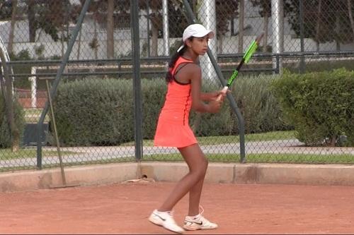 قباج تتصدَّر تصنيف العرب للاعبات التنس الشابات والمصباحي ثاني الترتيب