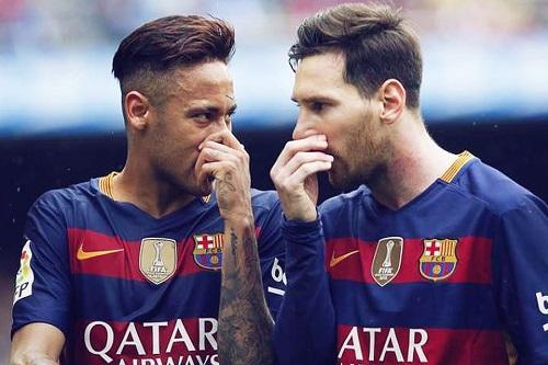 """نيمار يرغب في اللعب مجددا مع ميسي والصحف الإسبانية تصف تصريحاته بـ""""القنبلة"""""""