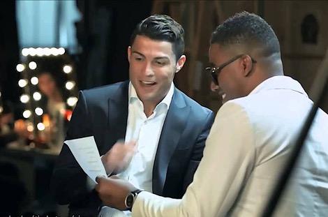 رونالدو يحصل على مليون أورو مقابل إشهار سعودي من 15 ثانية